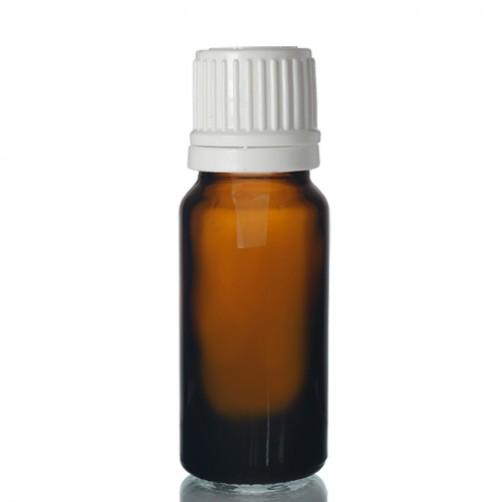 Rjava steklenička s kapalko za dišave 10ml