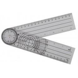 Plastični goniometer / kotomer sklepov