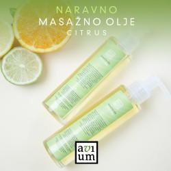 Citrus mix masažno olje 100ml