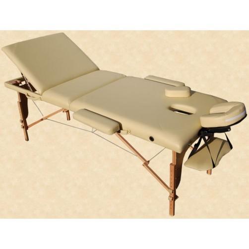 Prenosna masažna miza 3 delna